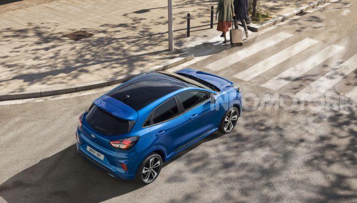 Nuova Ford Puma: il crossover che studia da SUV - Foto 21 di 21