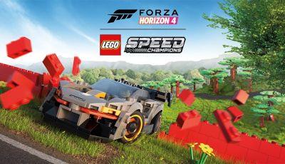 Forza Horizon 4: ecco l'estensione LEGO Speed Champions