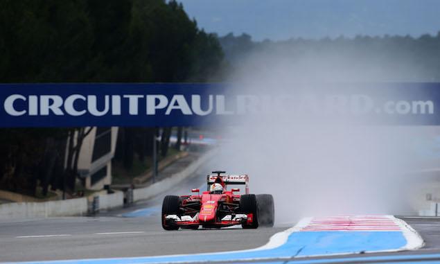 F1 Francia 2019 orari e diretta TV GP Le Castellet