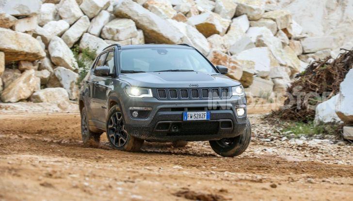 Tutta la gamma Jeep 2020 spiegata modello per modello - Foto 6 di 54