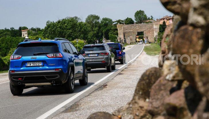 Tutta la gamma Jeep 2020 spiegata modello per modello - Foto 22 di 54