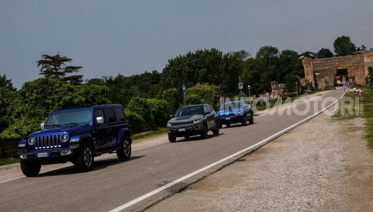 Tutta la gamma Jeep 2020 spiegata modello per modello - Foto 23 di 54