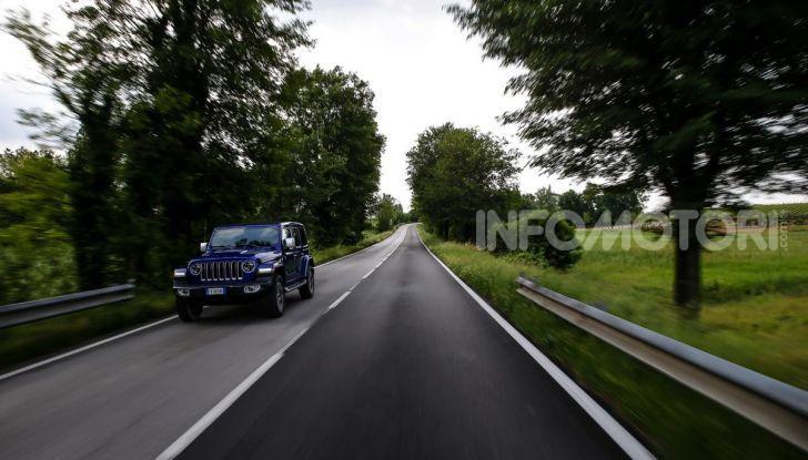 Tutta la gamma Jeep 2020 spiegata modello per modello - Foto 25 di 54