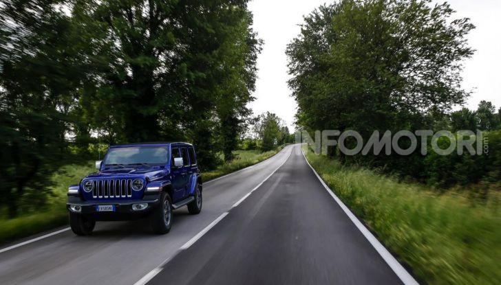 Tutta la gamma Jeep 2020 spiegata modello per modello - Foto 26 di 54