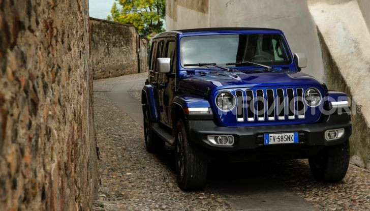 [VIDEO] Prova in fuoristrada del nuovo Jeep Wrangler Rubicon 2019 - Foto 12 di 20