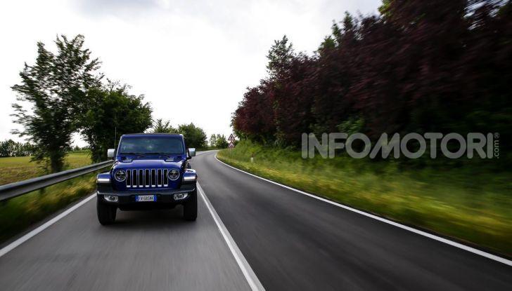 Tutta la gamma Jeep 2020 spiegata modello per modello - Foto 27 di 54