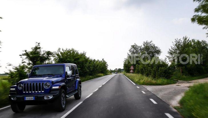 Tutta la gamma Jeep 2020 spiegata modello per modello - Foto 30 di 54