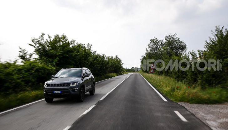 Tutta la gamma Jeep 2020 spiegata modello per modello - Foto 13 di 54