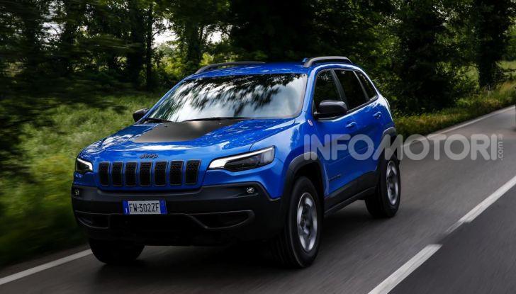 Tutta la gamma Jeep 2020 spiegata modello per modello - Foto 32 di 54