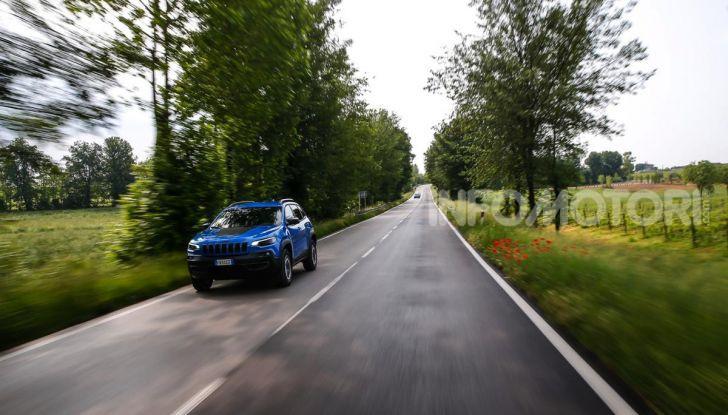 Tutta la gamma Jeep 2020 spiegata modello per modello - Foto 34 di 54