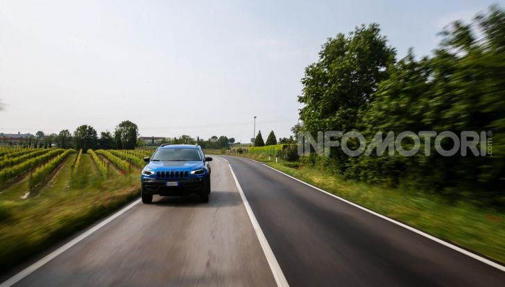 Tutta la gamma Jeep 2020 spiegata modello per modello - Foto 35 di 54