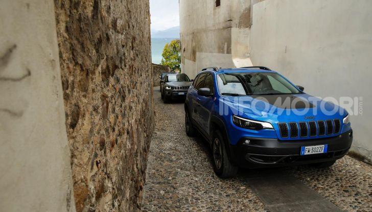 Tutta la gamma Jeep 2020 spiegata modello per modello - Foto 15 di 54