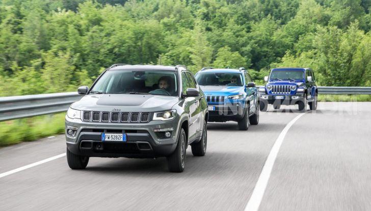 Tutta la gamma Jeep 2020 spiegata modello per modello - Foto 8 di 54