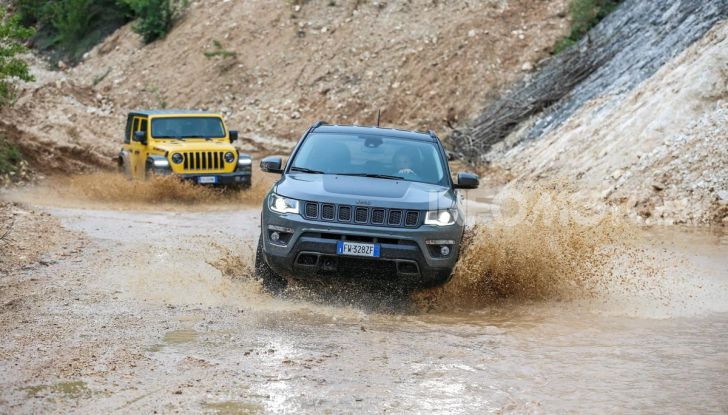 Tutta la gamma Jeep 2020 spiegata modello per modello - Foto 10 di 54