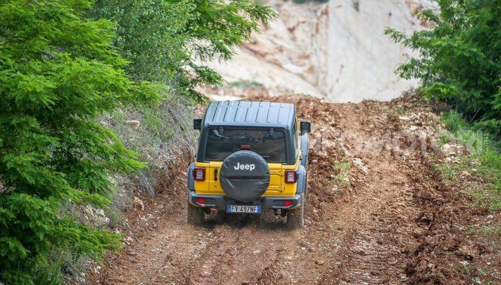 Tutta la gamma Jeep 2020 spiegata modello per modello - Foto 37 di 54