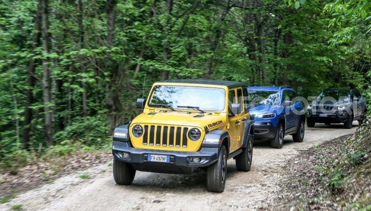 Tutta la gamma Jeep 2020 spiegata modello per modello - Foto 40 di 54