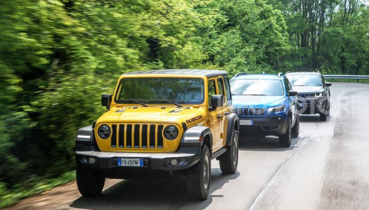 Tutta la gamma Jeep 2020 spiegata modello per modello - Foto 11 di 54