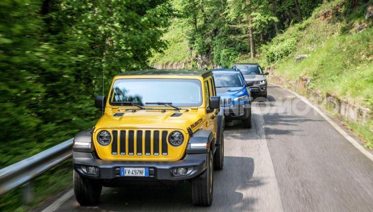Tutta la gamma Jeep 2020 spiegata modello per modello - Foto 41 di 54