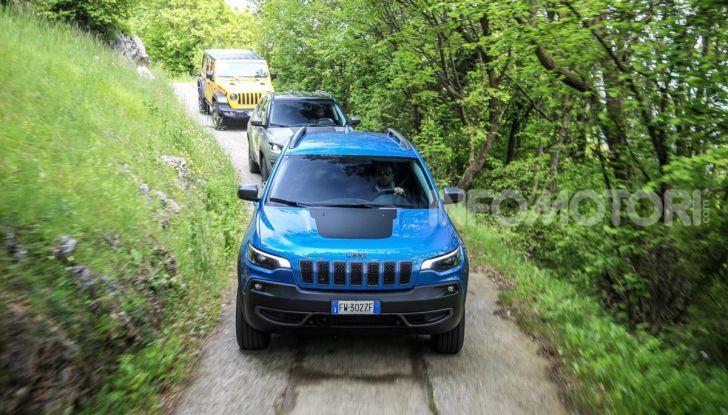 Tutta la gamma Jeep 2020 spiegata modello per modello - Foto 42 di 54