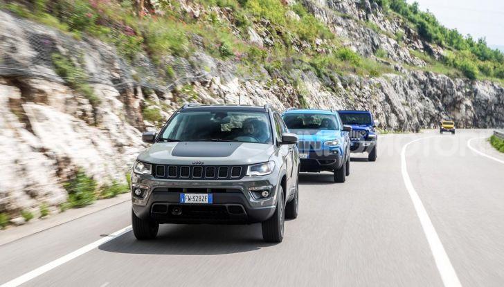 Tutta la gamma Jeep 2020 spiegata modello per modello - Foto 43 di 54