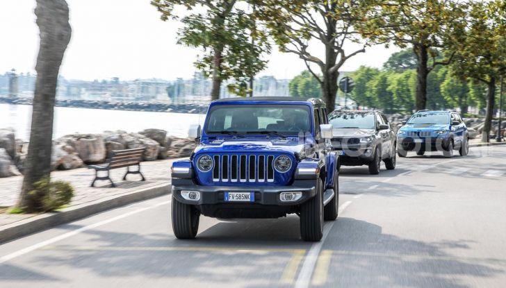 Tutta la gamma Jeep 2020 spiegata modello per modello - Foto 2 di 54