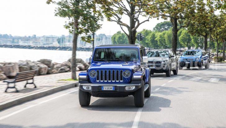 Tutta la gamma Jeep 2020 spiegata modello per modello - Foto 44 di 54