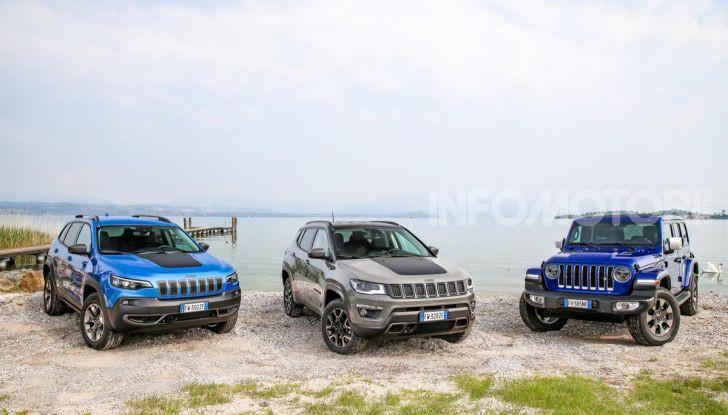 Tutta la gamma Jeep 2020 spiegata modello per modello - Foto 3 di 54