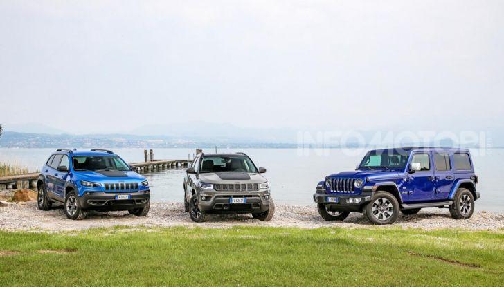 Tutta la gamma Jeep 2020 spiegata modello per modello - Foto 9 di 54