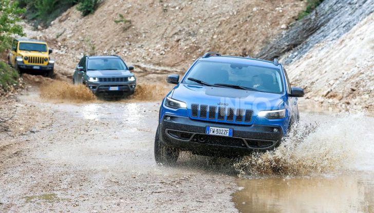 Tutta la gamma Jeep 2020 spiegata modello per modello - Foto 47 di 54