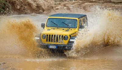 [VIDEO] Prova in fuoristrada del nuovo Jeep Wrangler Rubicon 2019