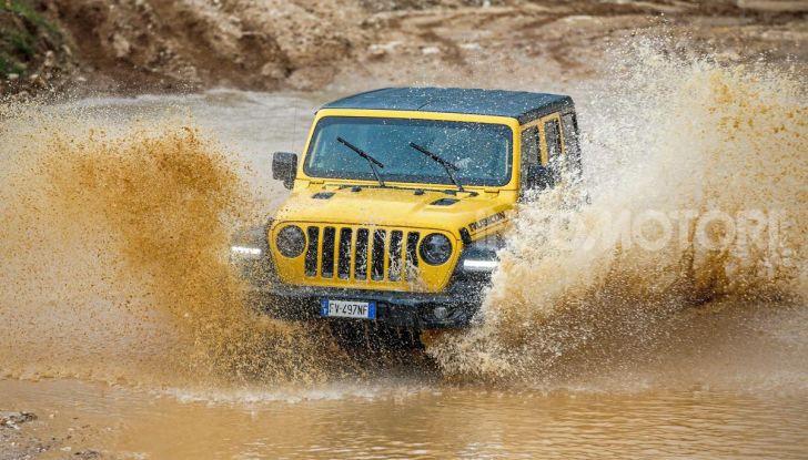 Tutta la gamma Jeep 2020 spiegata modello per modello - Foto 4 di 54