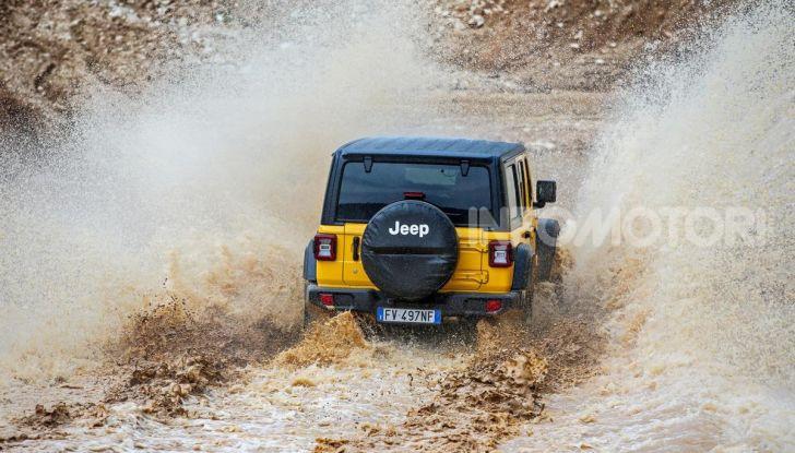 Tutta la gamma Jeep 2020 spiegata modello per modello - Foto 48 di 54