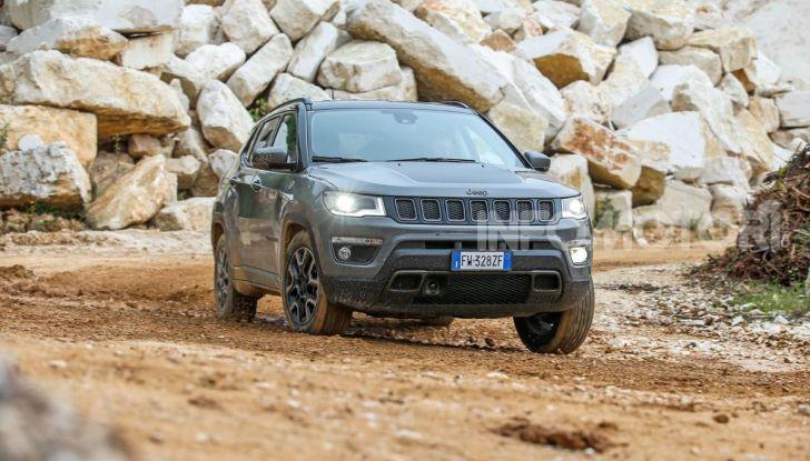 Tutta la gamma Jeep 2020 spiegata modello per modello - Foto 49 di 54