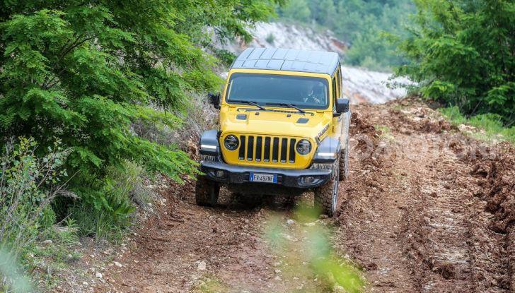 [VIDEO] Prova in fuoristrada del nuovo Jeep Wrangler Rubicon 2019 - Foto 2 di 20
