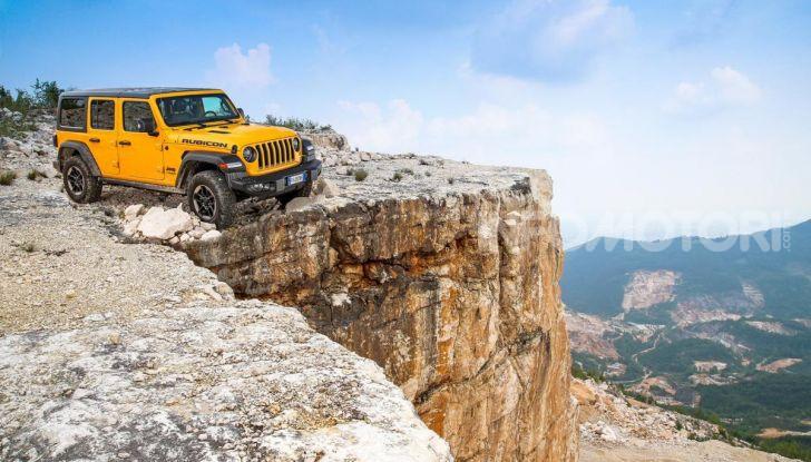 [VIDEO] Prova in fuoristrada del nuovo Jeep Wrangler Rubicon 2019 - Foto 9 di 20