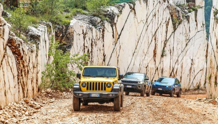 [VIDEO] Prova in fuoristrada del nuovo Jeep Wrangler Rubicon 2019 - Foto 8 di 20