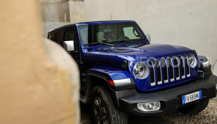 [VIDEO] Prova in fuoristrada del nuovo Jeep Wrangler Rubicon 2019 - Foto 11 di 20