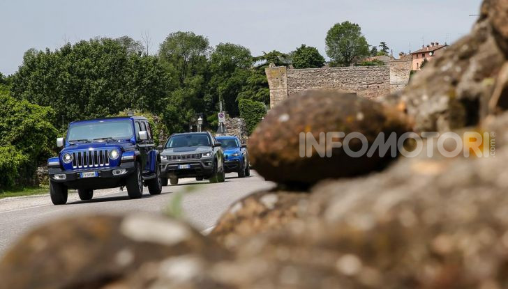 Tutta la gamma Jeep 2020 spiegata modello per modello - Foto 21 di 54