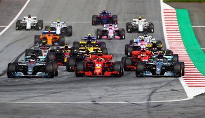F1 2019 GP d'Austria: l'anteprima Pirelli con dati e tecnica del Red Bull Ring