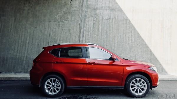 Haval H2, il nuovo SUV compatto bifuel del marchio di Great Wall - Foto 4 di 24