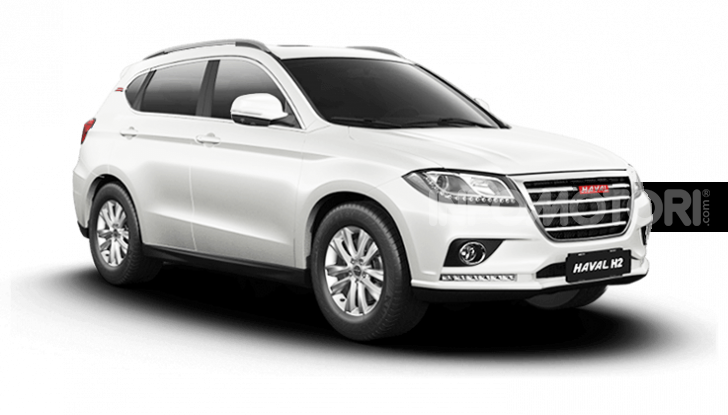 Haval H2, il nuovo SUV compatto bifuel del marchio di Great Wall - Foto 14 di 24