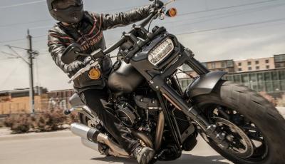Harley-Davidson partner dell'undicesima edizione di 20.000 Pieghe