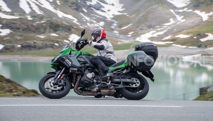 Prova Kawasaki Versys 1000 SE 2019, i 46 gradi più facili e comodi al mondo? - Foto 1 di 44