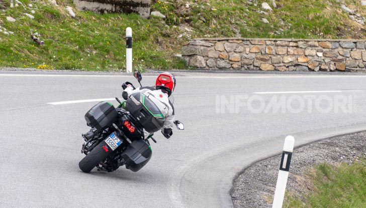 Prova Kawasaki Versys 1000 SE 2019, i 46 gradi più facili e comodi al mondo? - Foto 43 di 44
