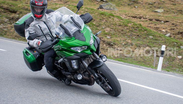 Prova Kawasaki Versys 1000 SE 2019, i 46 gradi più facili e comodi al mondo? - Foto 44 di 44