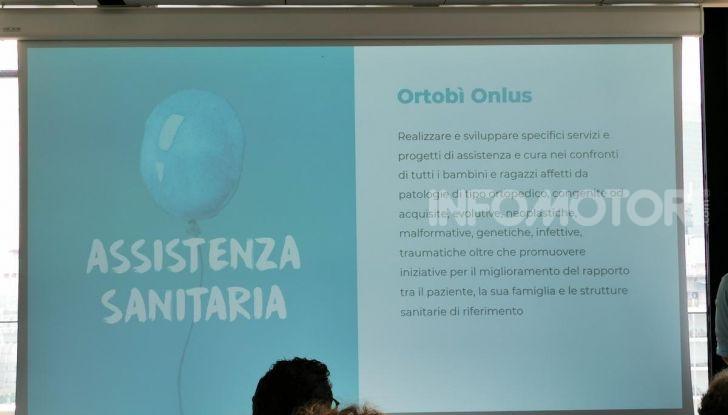 Kia e 1 Caffé Onlus, l'iniziativa per il sociale con Savio e Argentero - Foto 7 di 11