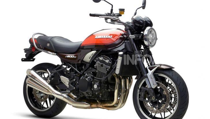 Kawasaki Z900RS Classic Edition: bella e anche in promozione - Foto 1 di 8