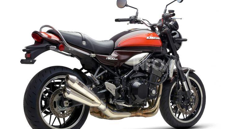Kawasaki Z900RS Classic Edition: bella e anche in promozione - Foto 2 di 8