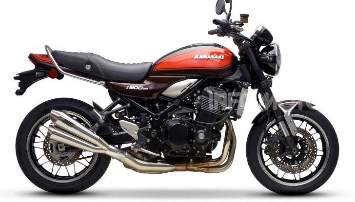 Kawasaki Z900RS Classic Edition: bella e anche in promozione - Foto 3 di 8