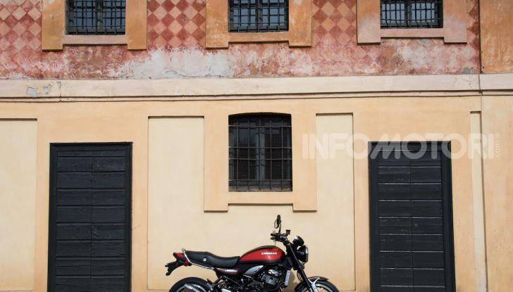 Kawasaki Z900RS Classic Edition: bella e anche in promozione - Foto 6 di 8